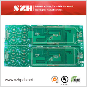 Electric PCB Circuit Board Double Layers PCB pictures & photos