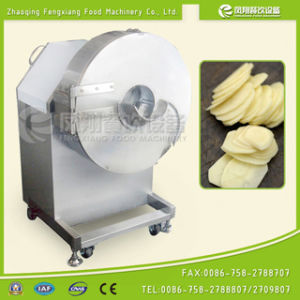 FC-582 High Output Capacity Potato Taro Cassava Chips Slicing Machine pictures & photos
