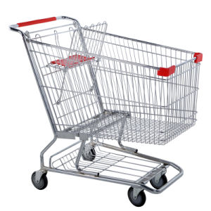 American Style Supermarket Shopping Cart (YD-C) pictures & photos