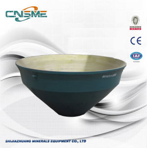 Bowl Liner Mantle Liner of Crushers pictures & photos