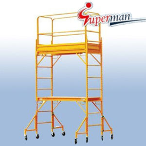 12 Ft Steel Multi-Use Scaffolding Set with High Quality pictures & photos