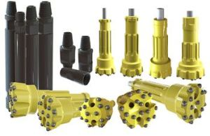 High Air Pressure DTH Drilling Bits pictures & photos