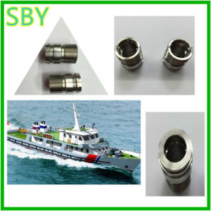 High Precision Brass CNC Boat Parts for Valve (P130)