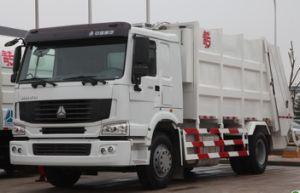 Sinotruk HOWO Refuse Truck (QDZ5163ZYSZH) pictures & photos