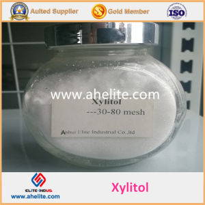 Functional Nutritional Sweetener 30-80 Mesh Xylitol Powder pictures & photos