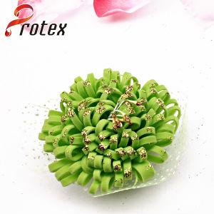 New Design Apple Green EVA Foam Flower pictures & photos