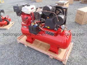 Gasoline Petrol Driven Air Compressor Air Pump (Tp-0.9/8) pictures & photos