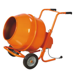 Horizontal Portable Concrete Mixer pictures & photos