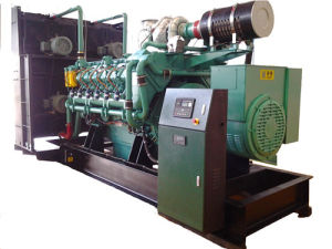 Large Power Googol Engine 1300kw 60Hz Gas Genset pictures & photos