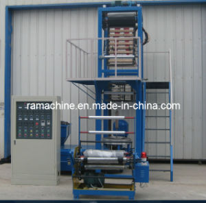 Plastic Film Blown Machine for PE/HDPE/LDPE/LLDPE
