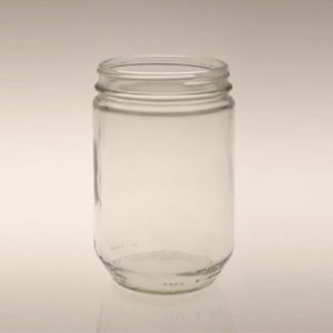 Glass Food Jar 510ml (XG510-6592) Food Cntainer pictures & photos