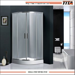 2016 5mm Shower Room Shower Cabinet (TA1900D) pictures & photos