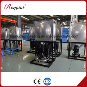 Counter Flow Closed Water Cooling System for Induction Furnace pictures & photos