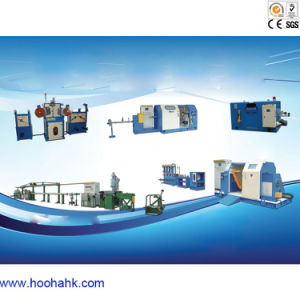 Brand Electrical and Electronic Wire Extrusion Machinery pictures & photos