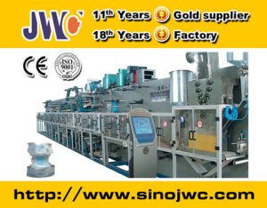 Professional Manufacturer of Diaper Machine (JWC-NK200) pictures & photos