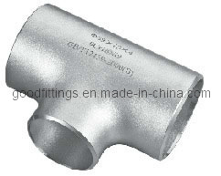 Bw PED 3.1seamles Stainless Steel Equal Tee