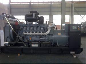 438kVA Man Engine CE Diesel Generator Set with Marathon Alternator (HM438)