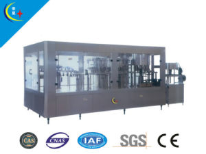 Automatic Beer Bottle Washing Filling Capping Machine