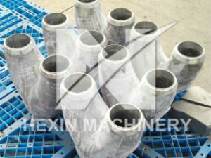 Sand Casting Y Pieces Wye Piece Tube Fittins pictures & photos