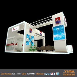 System & Custom Design Exhibition Stands pictures & photos