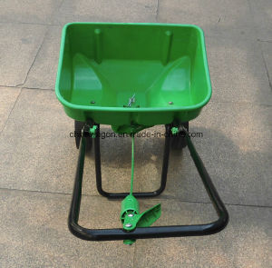 Garden Manual Broadcast Fertilizer Spreader pictures & photos
