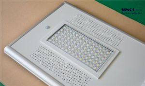 80W All-in-One Integrated Solar Powered Street Lighting pictures & photos