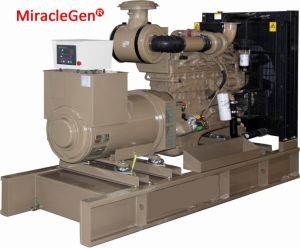 Cummins Disel-Natural Gas Dual-Fuel Generator Set 250kw (MC280DF)