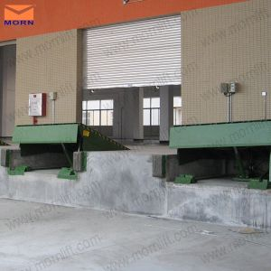 Hydraulic 10 Ton Garage Material Ramp pictures & photos