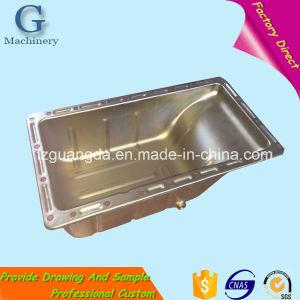 Custom OEM Metal Deep Drawing Parts Oil Pan Sump Parts pictures & photos