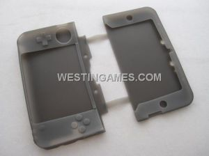 Silicone Sleeve Case for 3dsll/ 3ds Xl Console - Colorful