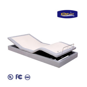 Adjustable Bed Without Legs Electric Bed Adjustable Bed Head & up Down Bed pictures & photos