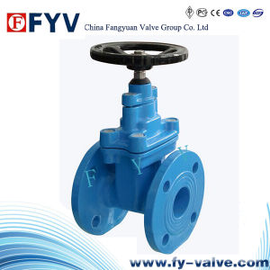 API Non-Rising Stem Type Gate Valve pictures & photos