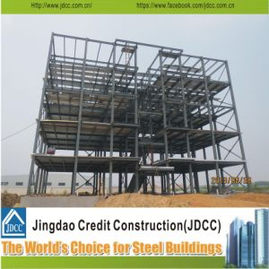Multi-Storey Steel China Building pictures & photos
