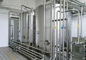 10t/D Turnkey Pasteurized Milk Production Line pictures & photos