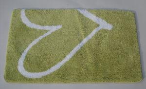 Textile Bath Mat, Anti-Slip Bath Mat, Microfabric Bath Mat, Chennile pictures & photos