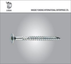 China Hot Sale Type 17 Torx Drive Chipboard Screw with Good Quality pictures & photos