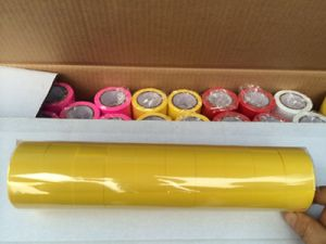 PVC Flagging Tape with Yellow Color pictures & photos