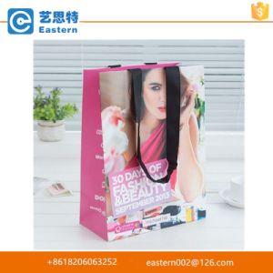 Envoirnmental Ladies Shopping Paper Bag pictures & photos