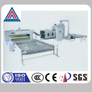 China Hot Sale Non Woven Geotextile Production Line Machine pictures & photos
