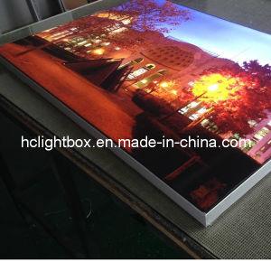 Poster Light Box Display