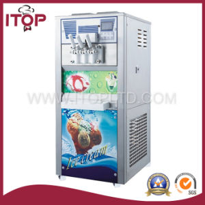 CE Approved Soft Ice Cream Machine (230) pictures & photos