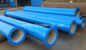 Automatic Welding Flanged Pipe by Vortex pictures & photos