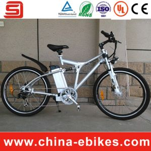High-Performance Mountain Electric Bicycle (JSE76)