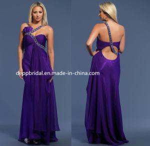 Chiffon Evening Dress (EV0101)