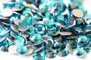 Non Hot Fix Flat Back Rhinestone pictures & photos