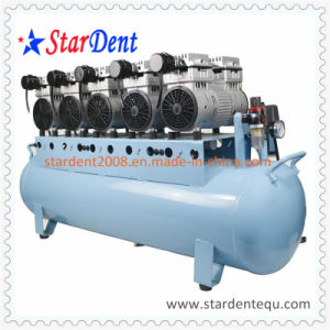 Dental Chair Air Compressor (One For Ten) of Dental Equipment pictures & photos