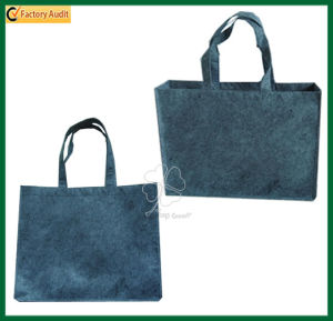 Custom Wholesale Gift Shopping Tote Felt Bag (TP-SP017) pictures & photos