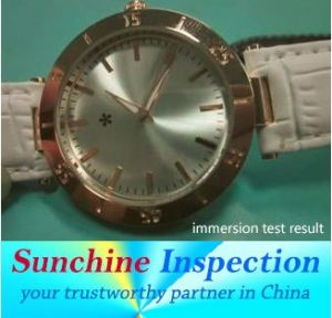 Professional Watches Inspection Service pictures & photos