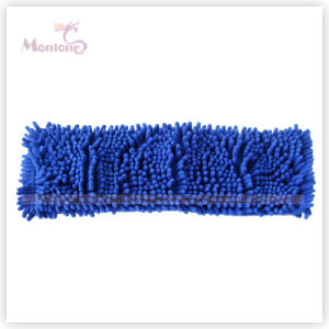 17*51cm Chenille Cleaning Mop Pad pictures & photos