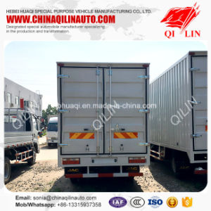 China Cheap Price Small Food Store Van Truck pictures & photos